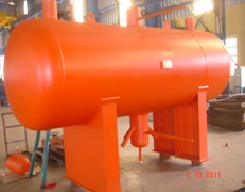 Bình Horizontal Pump Vessel